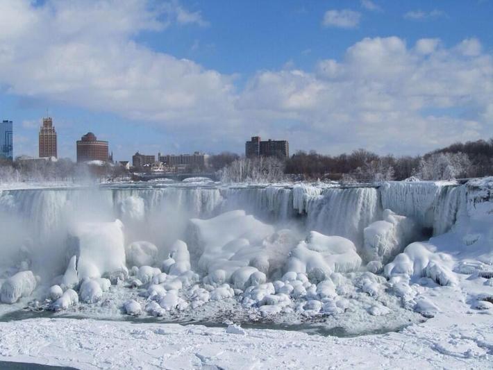 niagra frozen