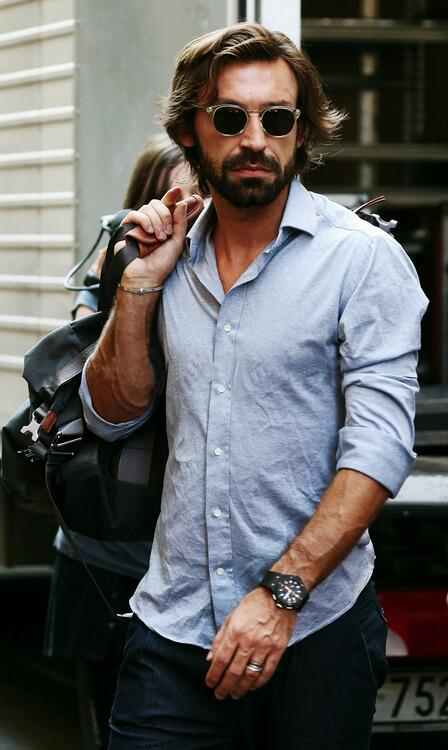 Andrea Pirlo Style