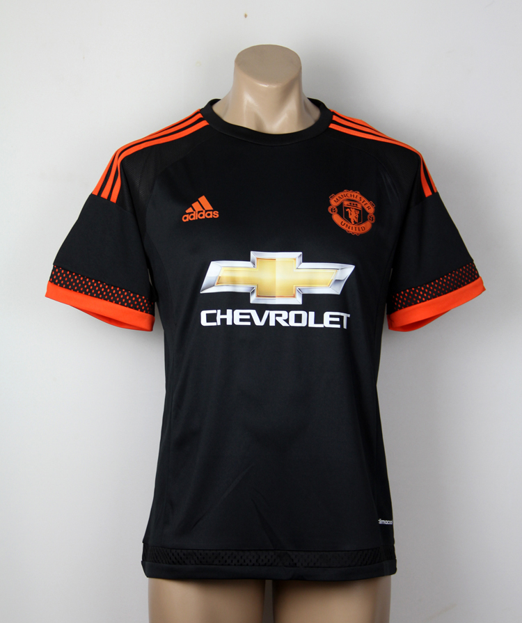 54ff52af8cb Chevrolet Logo Discussion (Manchester United Kits 2015 16)