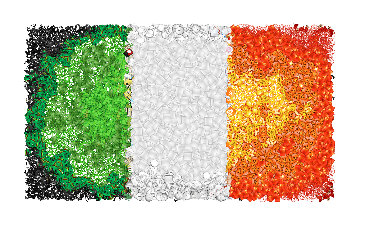 Irish Flag Craft Ideas
