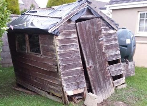 PIC: Someone Is Charging €150 On DoneDeal For What Must Be The Worst Shed In All Of Kerry