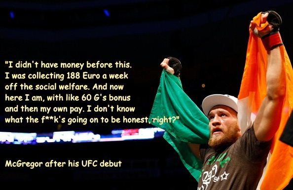 Conor Mcgregor Quotes Gallery: 10 great images of \x3cb\x3econor