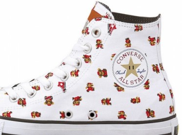 Want One: Super Mario Bros x Converse Chuck Taylor All Star