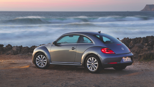 The New Vw Beetle Video Review Joe Is The Voice Of