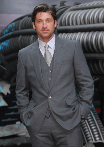 Style Icon Patrick Dempsey Joe Is The Voice Of Irish People At
