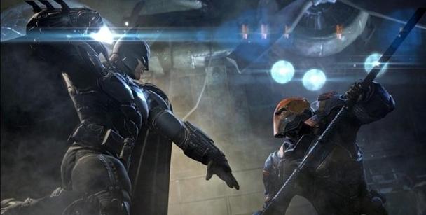 Arkham Origins 4