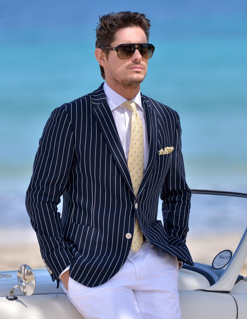 Gagliardi - Navy Boating Look