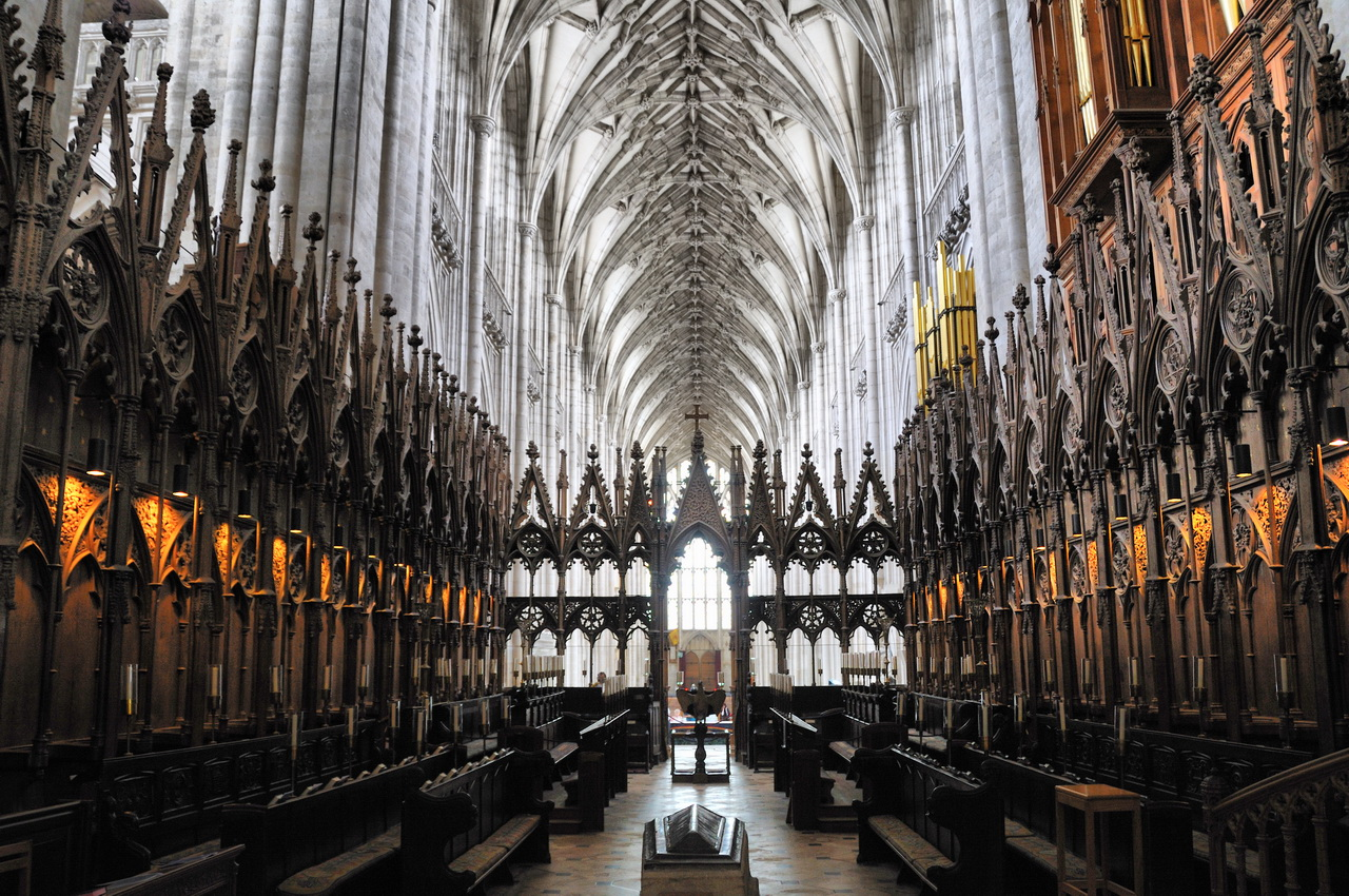 Winchester Cathedral 09