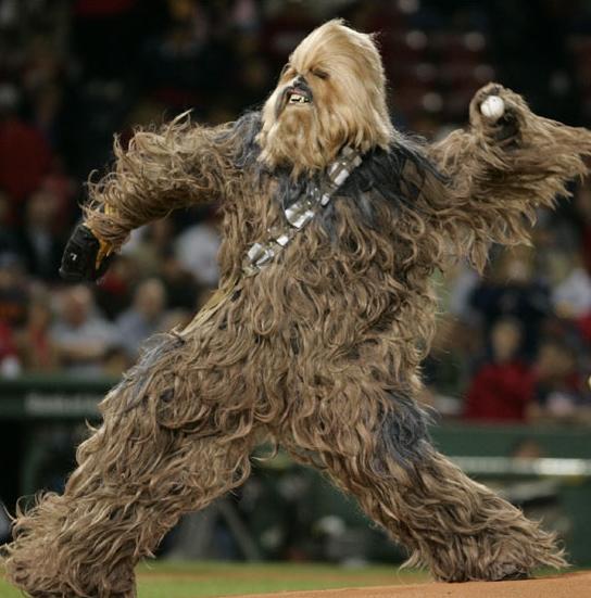 Chewie pitch
