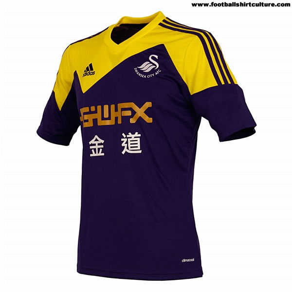 free shipping 6a61b 28c53 The Swansea away kit should be very popular in Wexford this ...