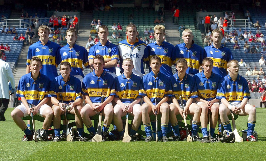 Tipperary team 10/8/2003