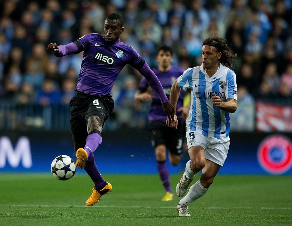 Malaga CF v FC Porto - UEFA Champions League Round of 16