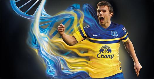 ColemanSeamus Everton away