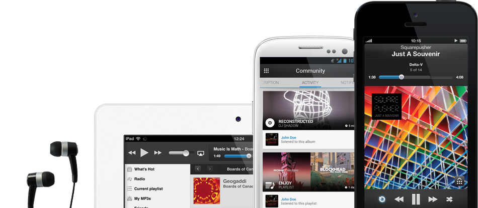Review: Deezer's music streaming service has us showing our
