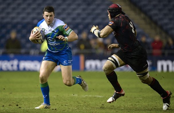 Robbie Henshaw 12/4/2013