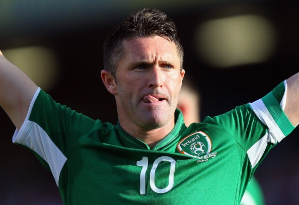 Republic of Ireland v Faroe Islands - FIFA 2014 World Cup Qualifier
