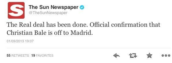 Bale tweet 2