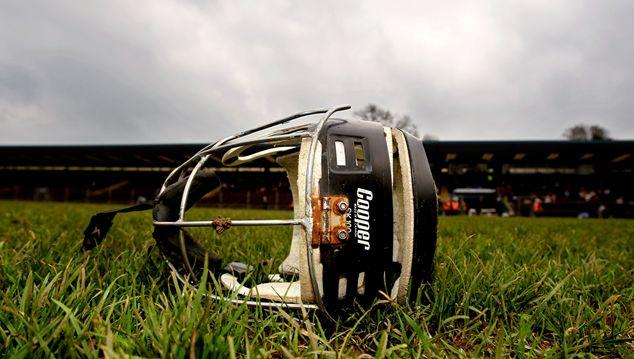 Hurling helmet generic