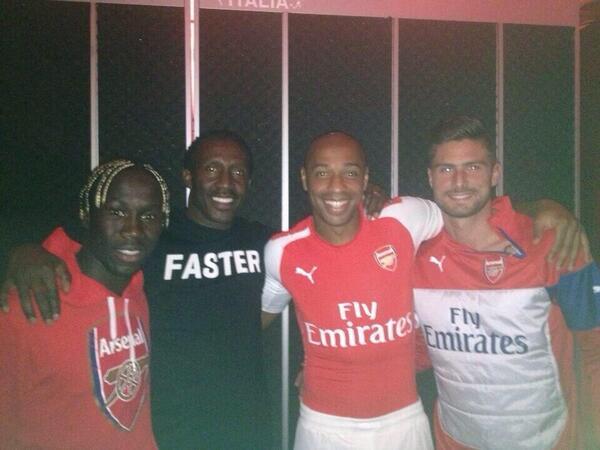 Arsenal kit 201415