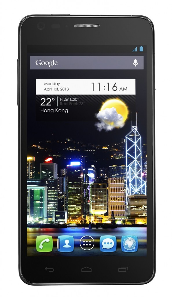 ONE TOUCH Idol Ultra Black Front V1.0