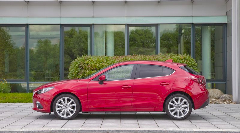 Prices For The Mazda3 Hatchback Range Start From U20ac21,595 For The Petrol And  From U20ac25,295 For The Diesel, While The Top Of The Range Mazda3 GT Automatic  Will ...