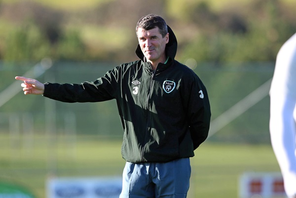 Roy Keane 12/11/2013