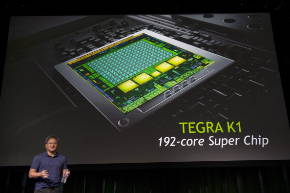 Nvidia Corp Press Conference At The 2014 Consumer Electronics Show