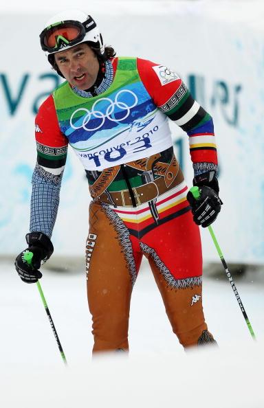 Alpine Skiing - Men's Giant Slalom - Day 12