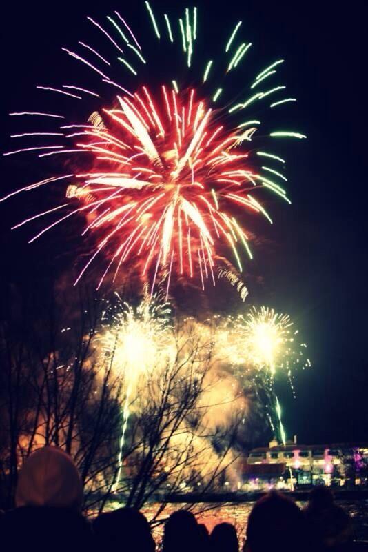 Fireworks limerick