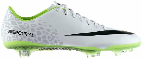 Nike White 2014 Cristiano Ronaldo Boot (1)