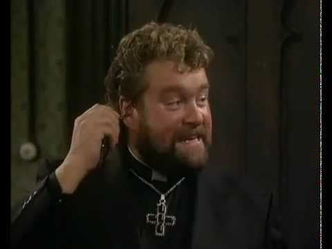 Father jack hairy hands