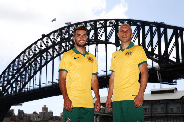 bd1929a93 Gallery  Some of the best new jerseys of World Cup 2014