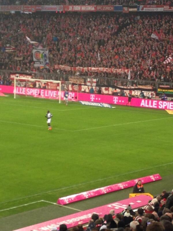 Bayern banner