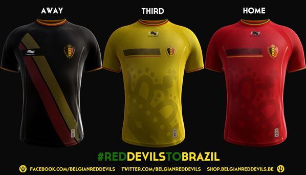 Belgium kit