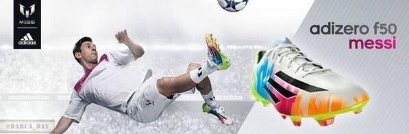 Messi adizero 50