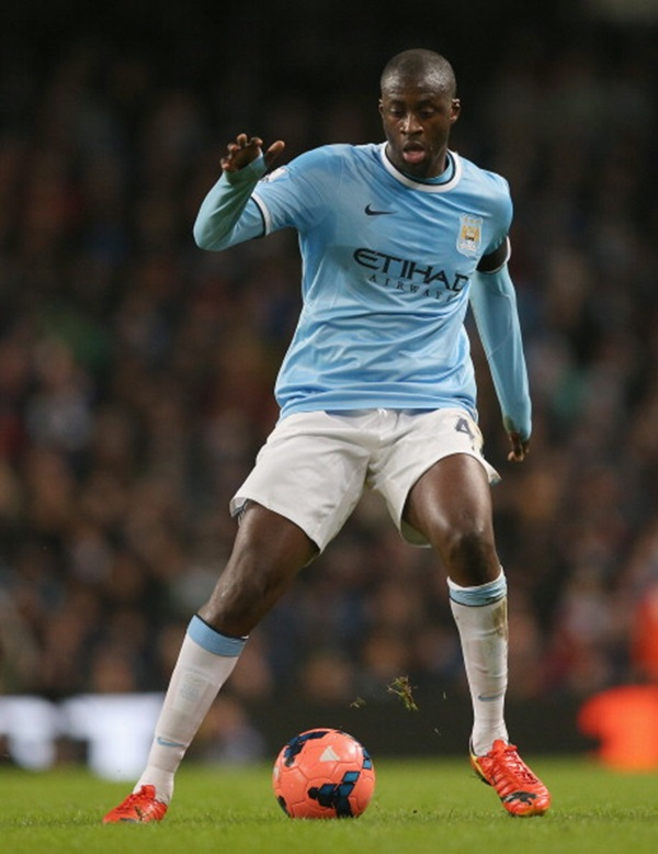 Report Yaya Toure Wants To Leave Man City Because They Didnt Wish