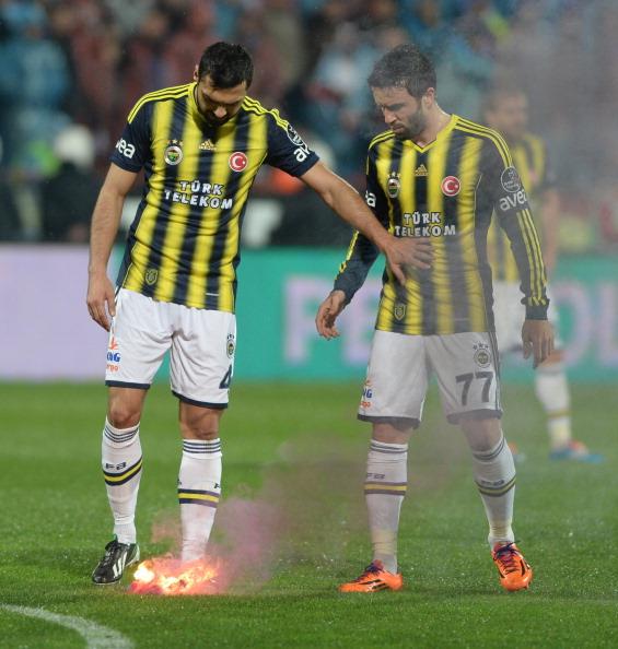Trabzonspor vs Fenerbahce