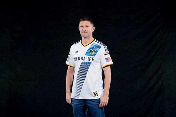 KeaneRobbie LA Galaxy shirt