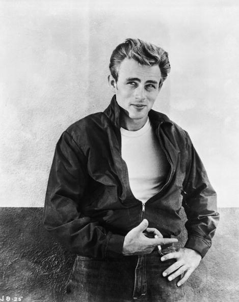 1f68232708 James Dean. He never complicated things with his choice of clothing. Jeans