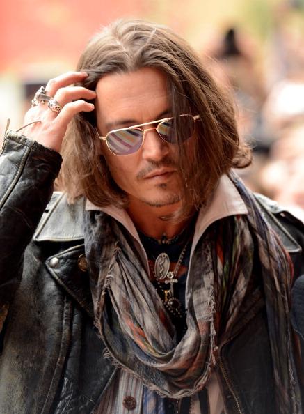 Pleasant Joes Style Icons Johnny Depp Joe Ie Hairstyles For Women Draintrainus