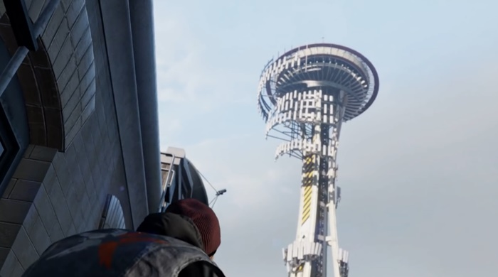 second son space needle