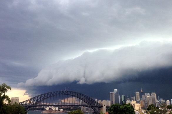 sydney storm - photo #6