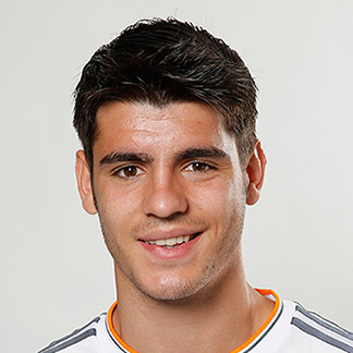 Good Guy Alvaro Morata Shaved His Head So Kids With Cancer Could - Hairstyle alvaro morata 2015