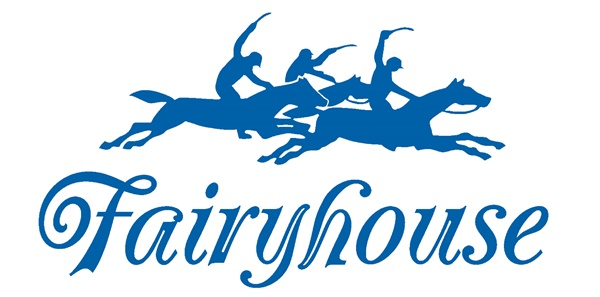 Fairyhouse Blue Logo without field