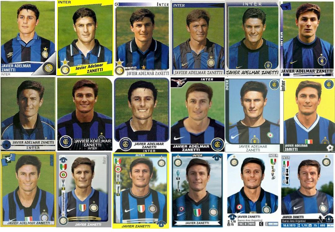 Zanetti Inter panini