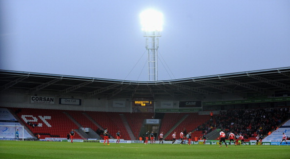 Doncaster Rovers v Stevenage - FA Cup Third Round