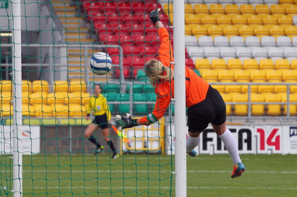 Ireland v Germany - FIFA Women's World Cup 2015 Qualifier