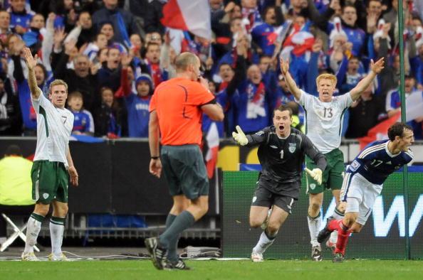 Irish national football team midfielder