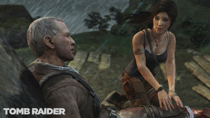 Joe Review Tomb Raider Definitive Edition Joe Is The Voice Of