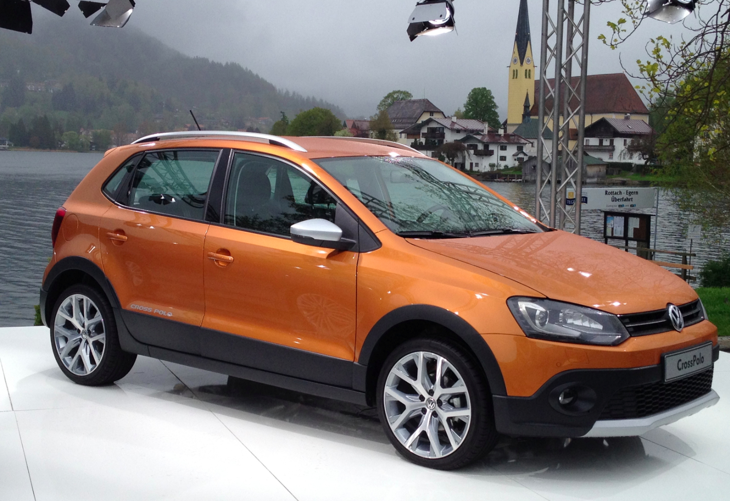 joe goes to austria and germany to test out the new volkswagen polo cross polo joe is the. Black Bedroom Furniture Sets. Home Design Ideas